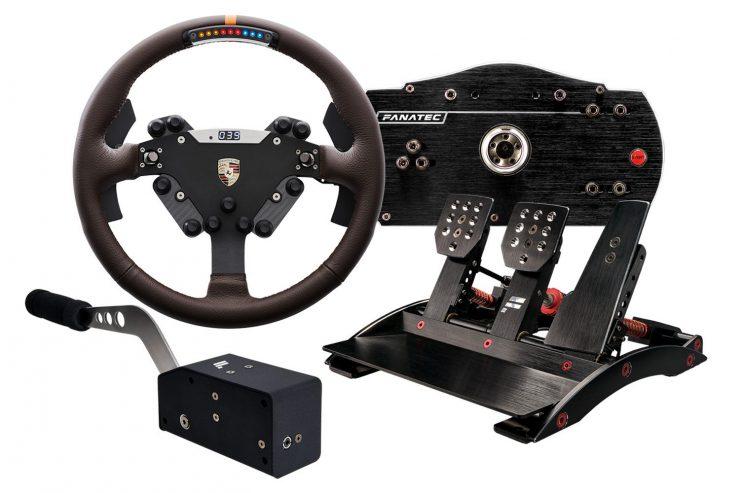 d33b228a585 Los Mejores volantes Pc SimRacing 2019 Logitech Fanatec Thrustmaster  Volantes Pc SimRacing 2019 Racing car spain los mejores volantes simracing  las tres ...
