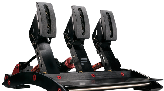 pedales simracing